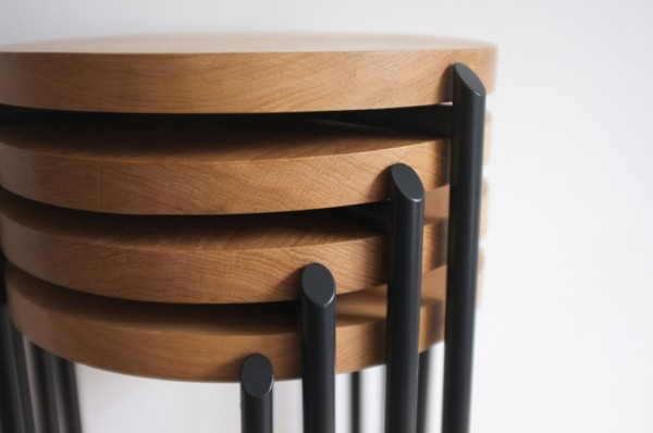 Stacking Stool Dean Edmonds